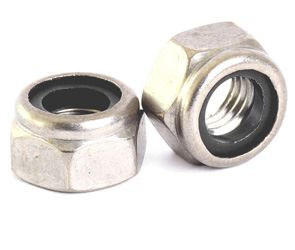 Nylock Nuts Fasteners Manufacturers in India