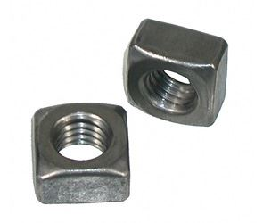 Square Nuts Fasteners Manufacturers in India