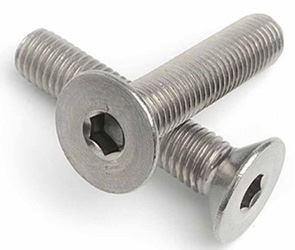 Allen CSK Screws Fasteners Manufacturers in India