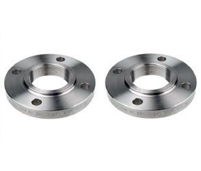 Screwed / Threaded Flanges Manufacturers in India