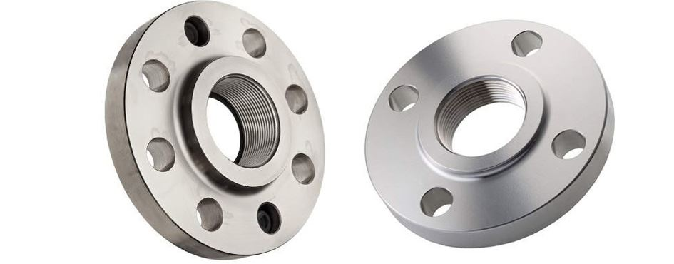 Screwed/Threaded Flanges Manufacturers in India