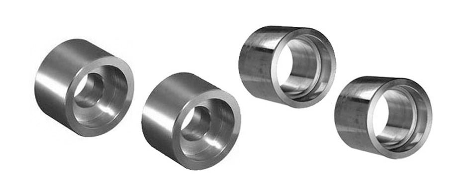 Half Coupling and Forged Fittings End Caps Manufacturers in India