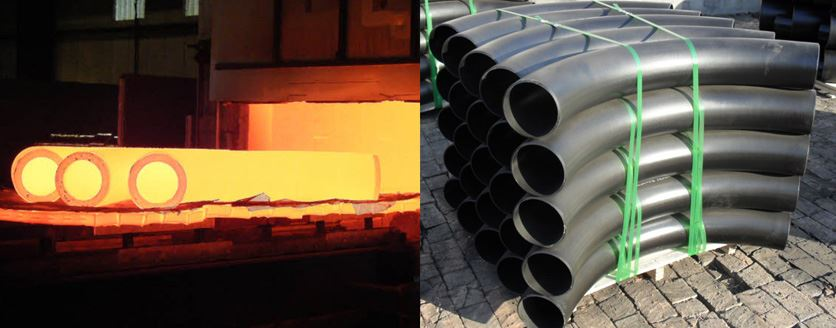Hot Pipe Bend Manufacturers in India