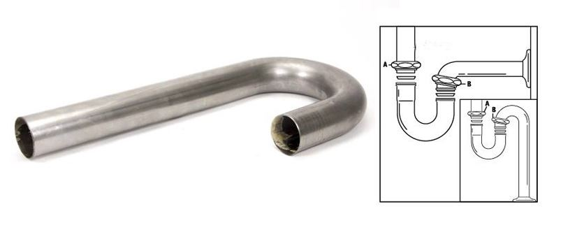 J Bend Pipe / J Pipe Bend Manufacturers in India