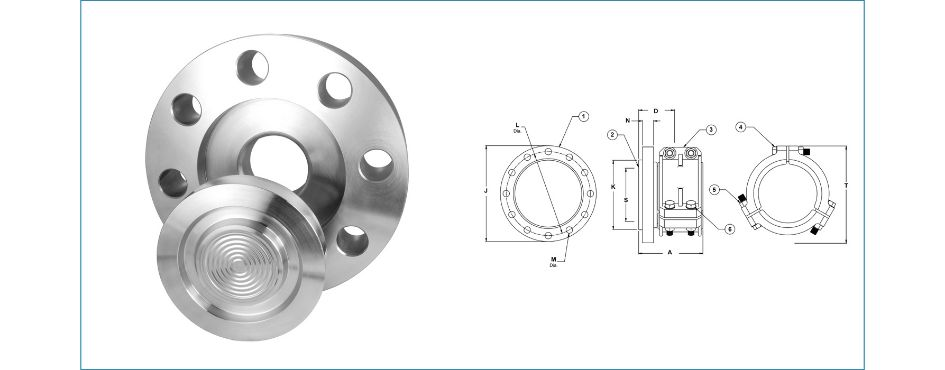 Flanges Manufacturers in Africa